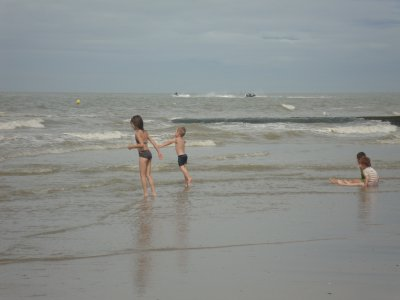 a la mer