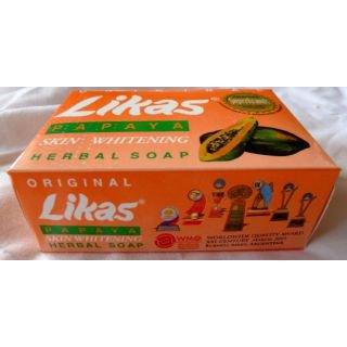 Le  merveilleux savon Likas Papaya