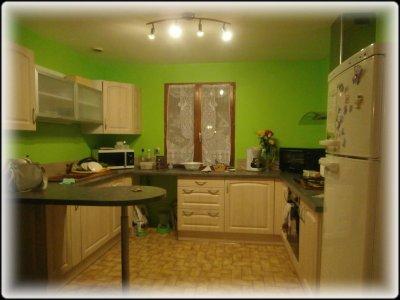 Ma cuisine presque  terminée ...