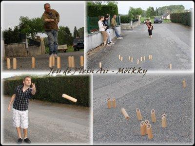 le jeu de Mölkky