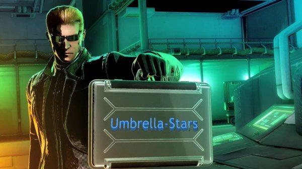 Umbrella-Stars