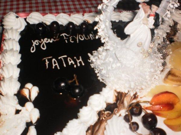 Le gâteaux