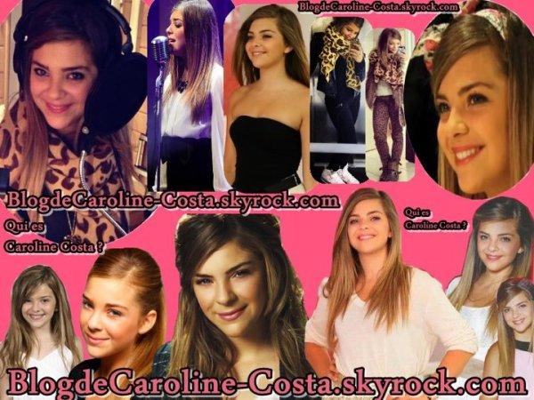 Qui es Caroline Costa...?