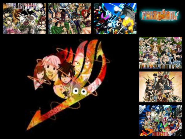 """En 2 mots """" Fairy Tail """""""