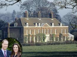 La maison de Kate et William