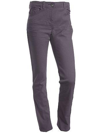 Pantalon slim gris 10/16 ans