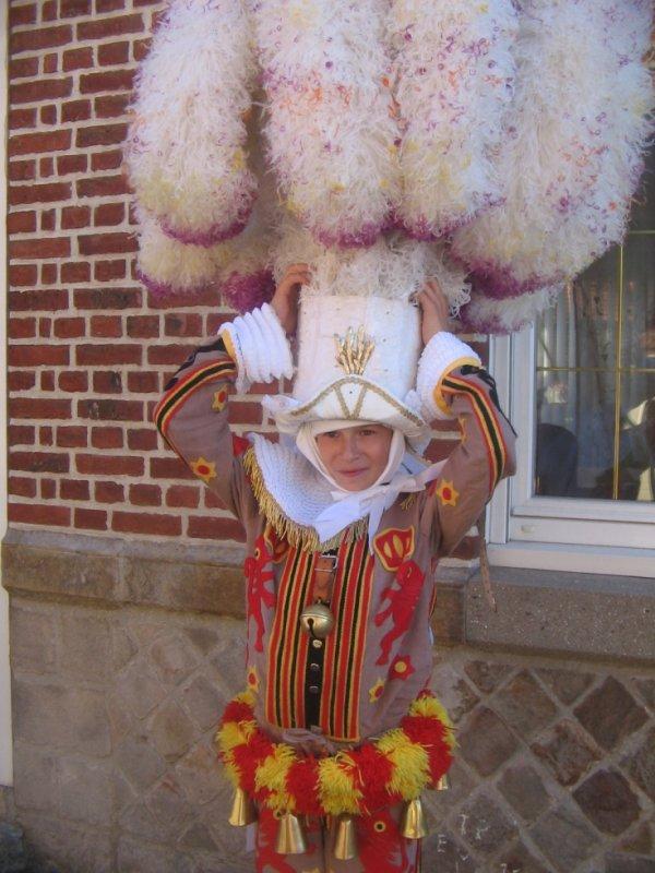 le chapo pese 4 kl ho jojo tu fera pas tous le carnaval lol