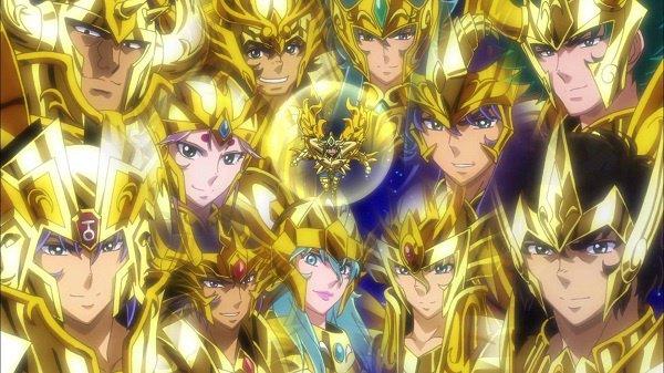 Les chevaliers d´or