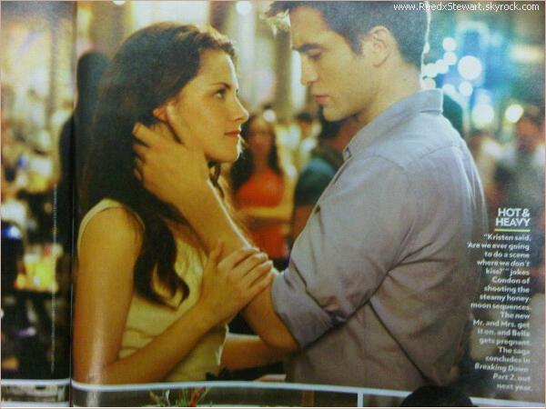 .  4 Stills de Breaking Dawn sont apparue ! Comment les trouvez-vous ?  J'aime beaucoup celui quand ils jouent aux echecs et celui  ou Edward et Bella se regardent dans les yeux !..   .