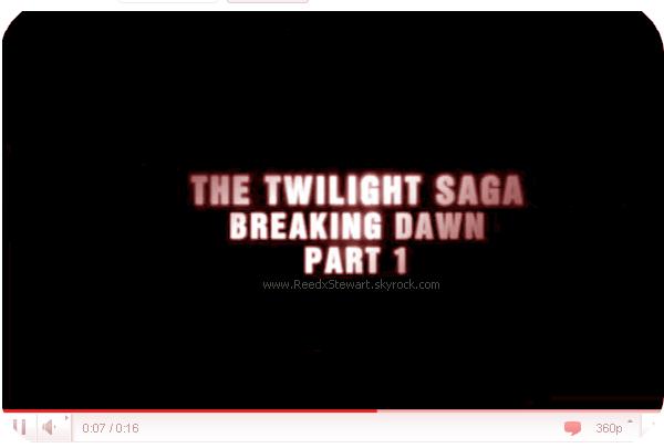 .  Quelques seconde du 1er Trailer de BD ! Alors les impressions ?    .