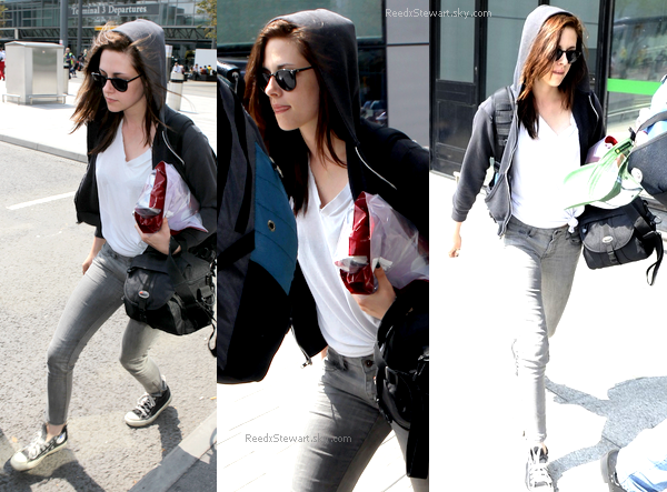 .  Le 31 Juillet Kristen a été vu à Londres ! Flop ou TOP ? Pour moi c'est un Top !      .