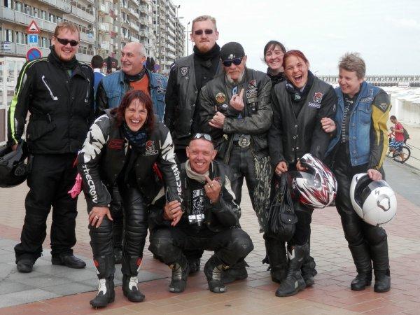 Mes Amis à la mer