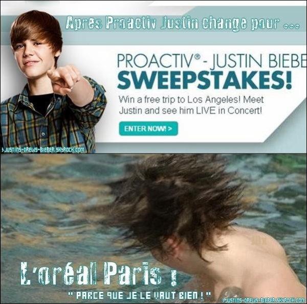 Article en collaborations avec Justin-Drew-BieberFrance