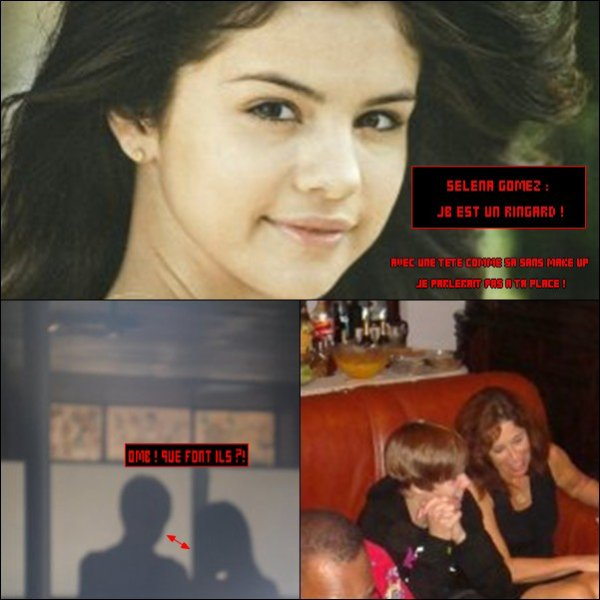 Justin en Afrique ! & Selena Gomez Clashe Justin ! & U smile passe sur NRJ !