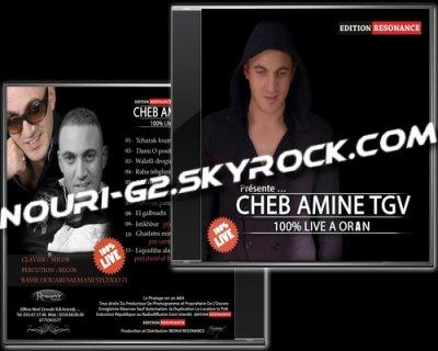 CHEB AMINE TGV LIVE 2013