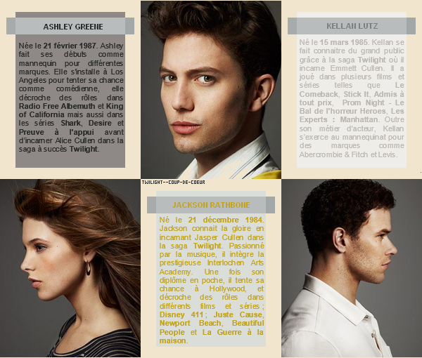 • Biographies ♥