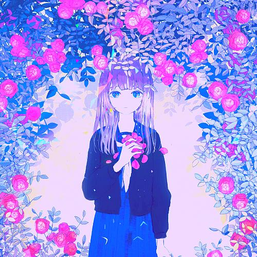 Grimpons à l'intérieur de notre bulle secrète, rien que tout les deux, dans notre jardin secret ♥ Je t'aime.