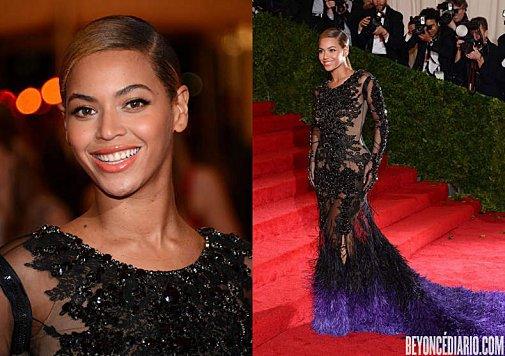 Beyonce au MET Gala 2012.Top ou flop?