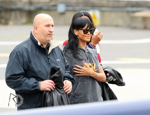 Rihanna a Londres.Top ou flop?