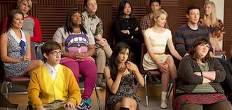 Le projet des star de Glee