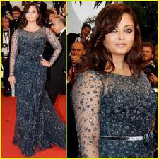 Aishwarya Rai a Cannes