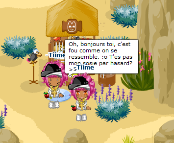 Mes bugs.
