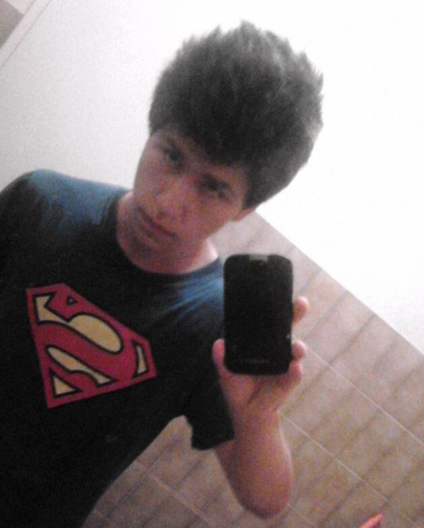 I am superman *.* ou pas :3