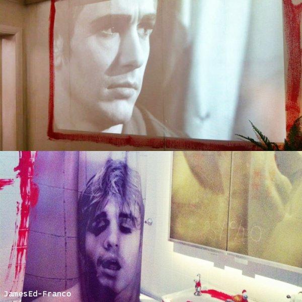 - - Nouveautés à propos de James Franco.    - -