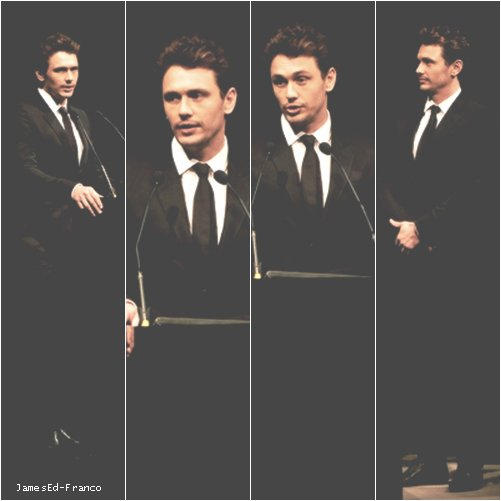 """-    Actualité  24 Juin 2013 : James était présent au """"Gucci Made to Measure Launch""""  à Milan en Italie.  Il est très élégant avec son costume noire, comme d'habitude pour chaques événements. -"""