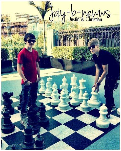 Justin & les beables.