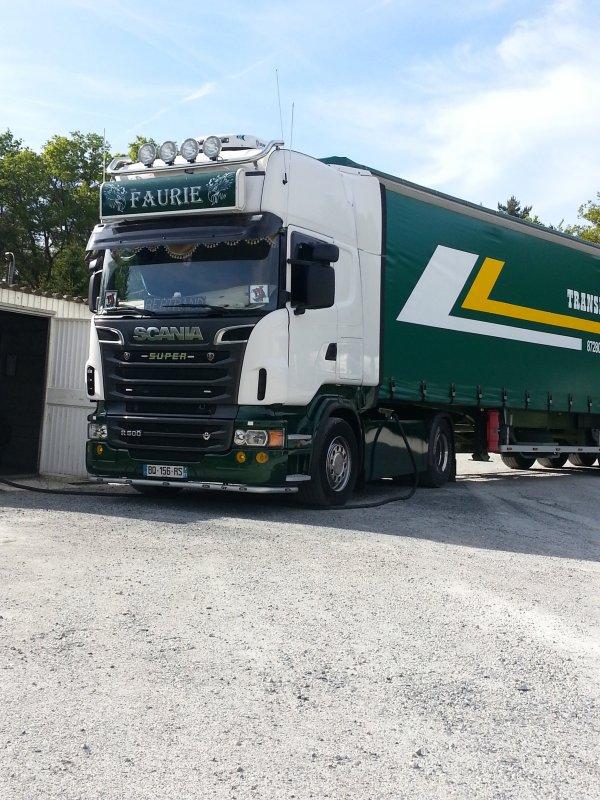 nouveau camion