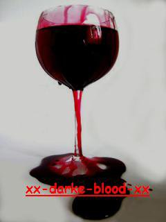Le sang = La vie