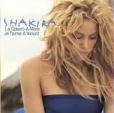 Shakira / Je l'aime à mourir ( La Quiero A Morir ) (2012)