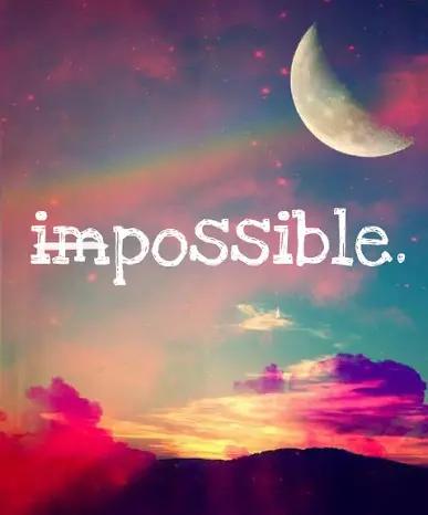 rien n'est pas impossible
