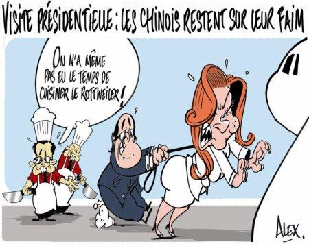 Vous reprendrez bien un peu de ...Hollande..?