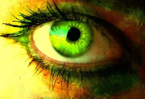 t'as de beaux yeux... tu sais ..!