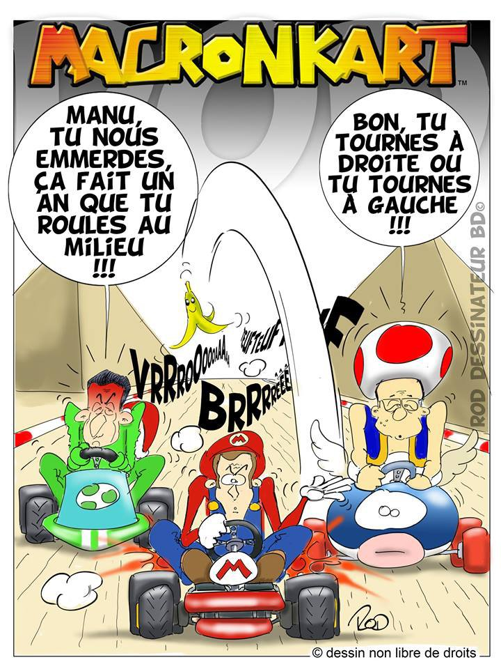 ROD  Le dessinateur ..!