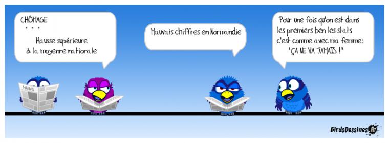 osés..les ptits bleus