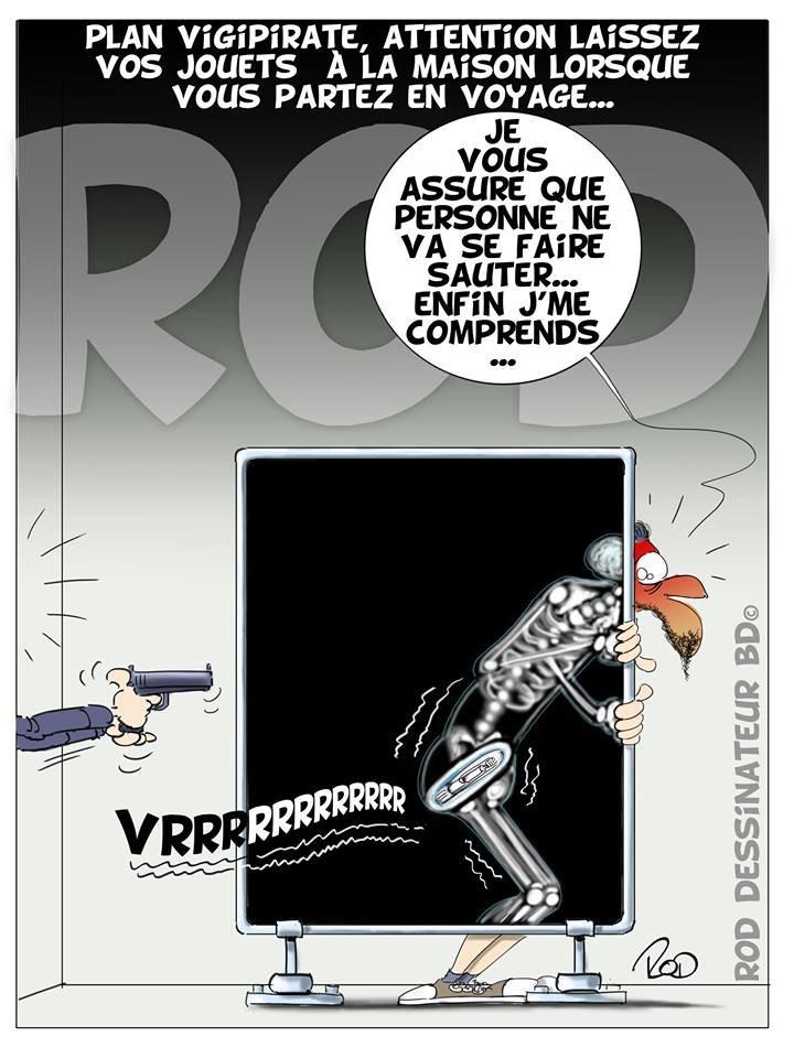 ROD  Le dessinateur ..!