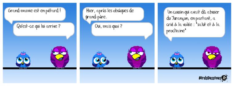 Les Zozios du Lundi
