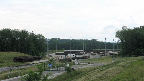 Base travaux de Villersexel