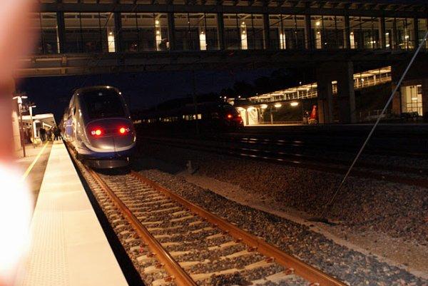 gare de Besancon TGV