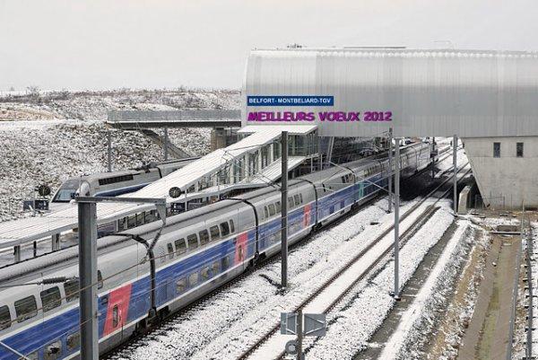 Meilleurs V½ux pour 2012
