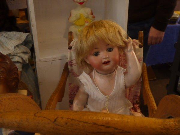 Voici le stand de notre amie Stradette au salon de la pub et du jouet de Rennes