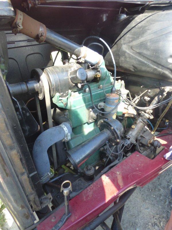 mecanique de la 301