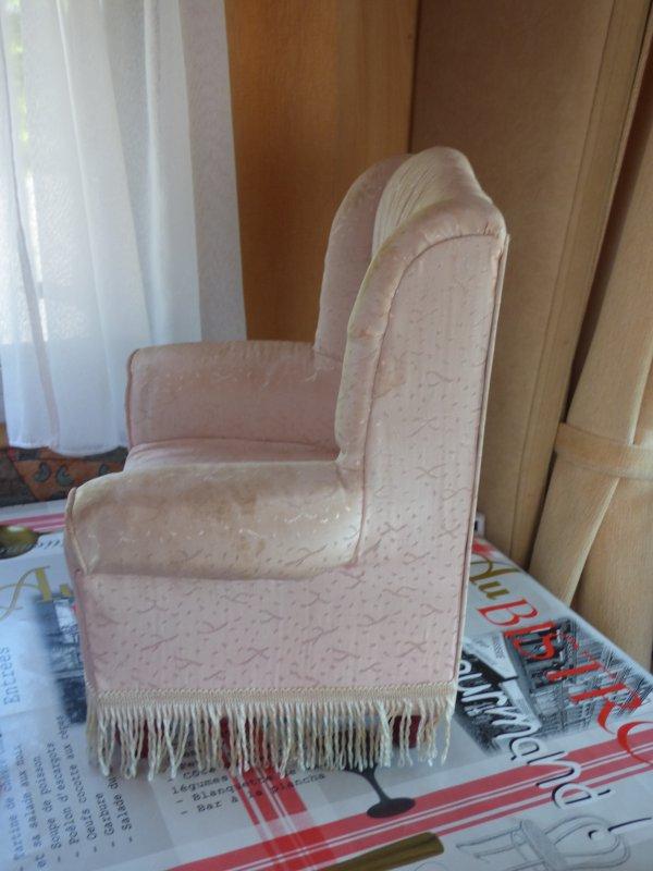 une de mes petites nouvelles va avoir le droit au fauteuil mais qui est elle????J ai une idee mais pas sure