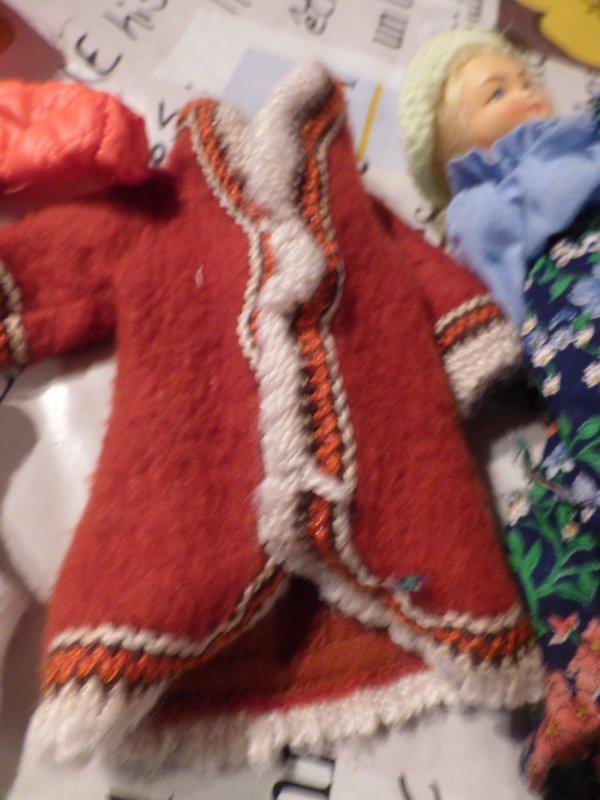 vetements tressy et cathie ????pour le petit manteau es stockolm 1980,????trouver le week end en Normandie ou j ai trouver l italocremona Monica  et la petite raynal
