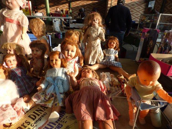 salon du jouets au halle martenot de Rennes