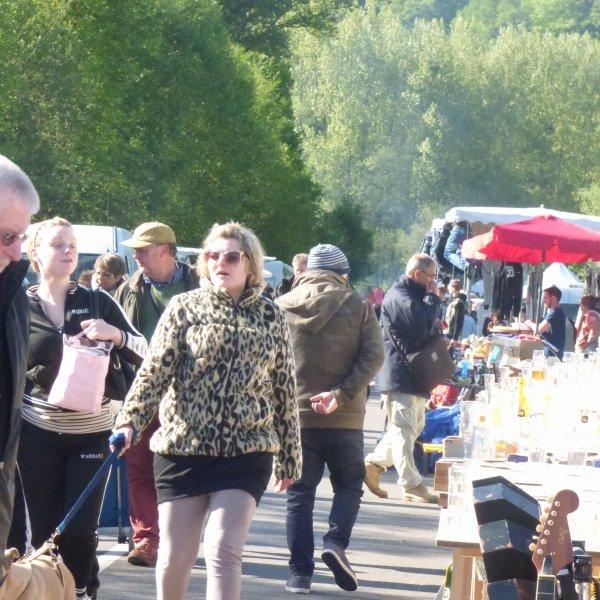 Une petite apperçue du stand de la bretonne
