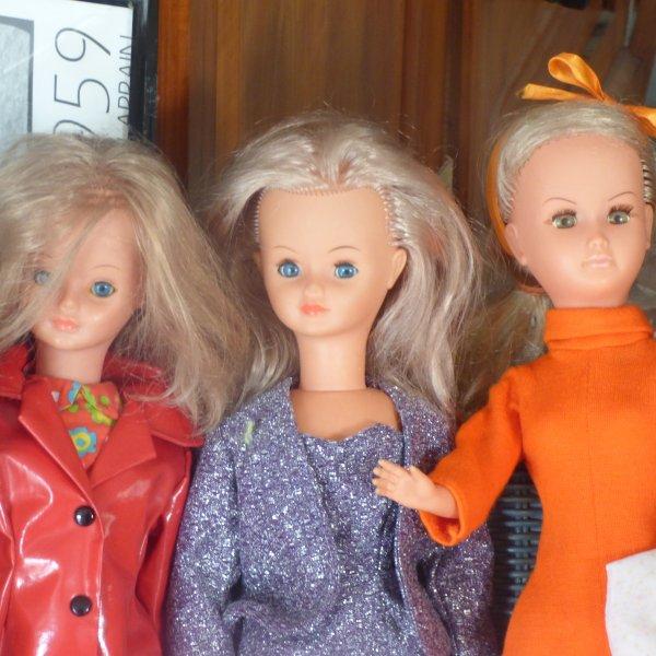 Les 3 graces et leurs copines